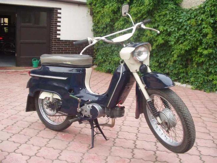 Jawa 50 typ 21