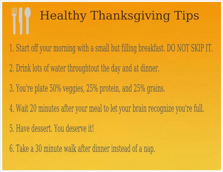 Image result for health tips for thanksgiving