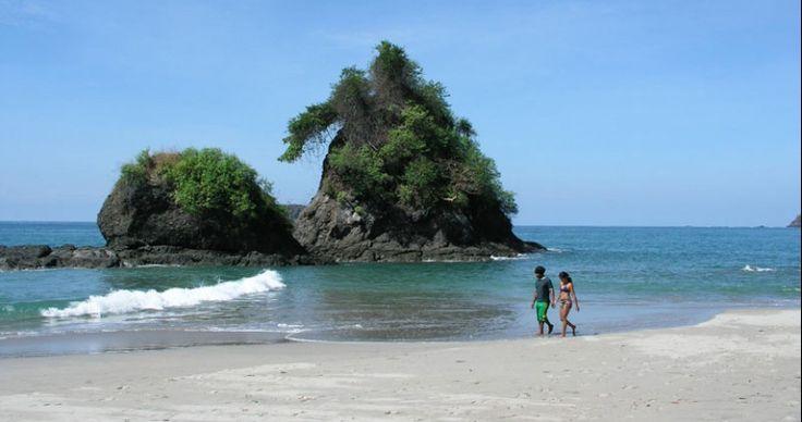 Южное Тихоокеанское побережье и Остров дель Каньо
