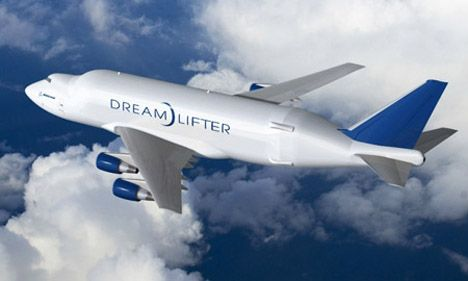 Boeing Dreamlifter Specs, Cargo Capacity, Cost, Pictures