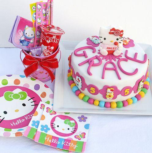 Hello Kitty Birthday Party | Flickr - Photo Sharing!