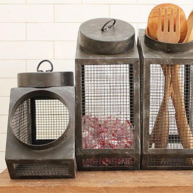 Bayou Candy Jar: Bayou Jars, Candy Jars Display, Bayou Candy, Jar 68, Jars Display Canisters, Home Kitchen Space, Wire Candy
