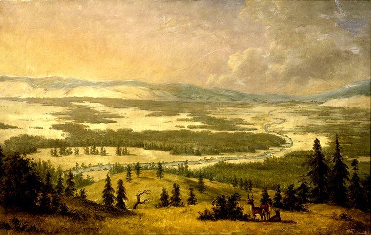 Wilhamet (Willamette) River.