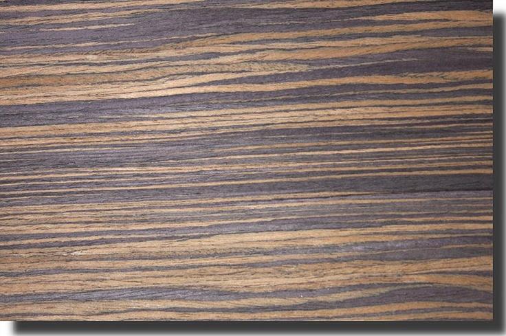 Italian Ebony Dark veneer