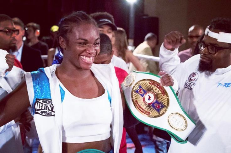Claressa Shields will face Nikki Adler for the WBC title in just her 4th professional fight