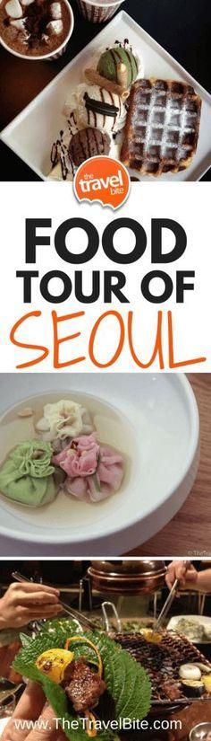 Seoul Food: A Culinary Week In South Korea