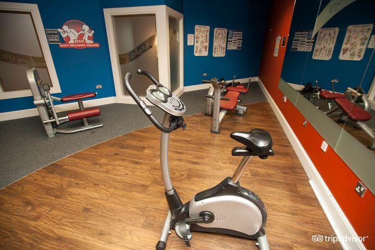 The fitness suite - spin bike http://www.carltonhotelblanchardstown.com/