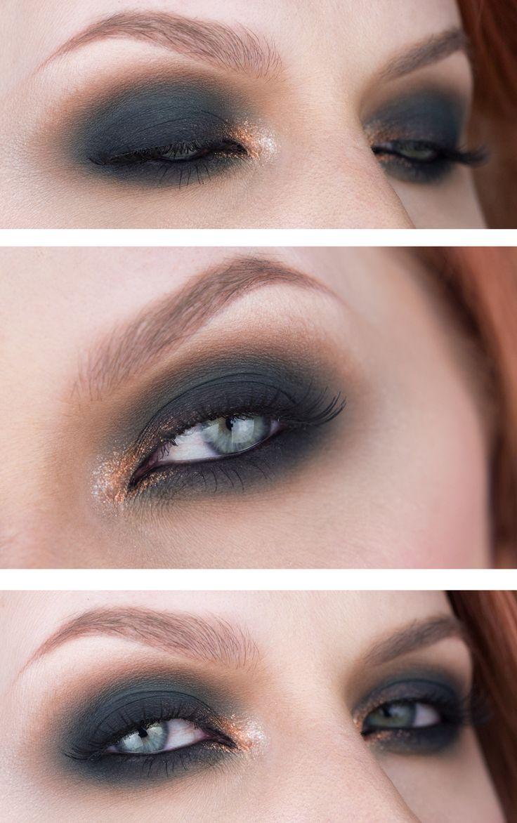 Smokey eyes – Ink | Maquillaje | Pinterest