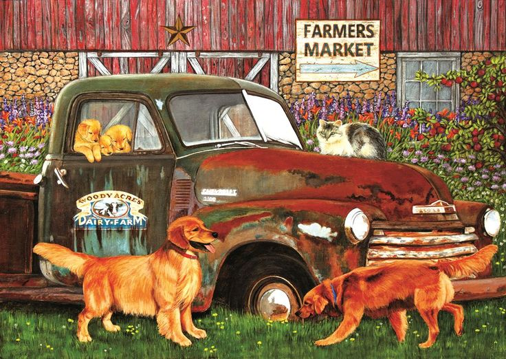 Woody acres by Julie Bauknecht