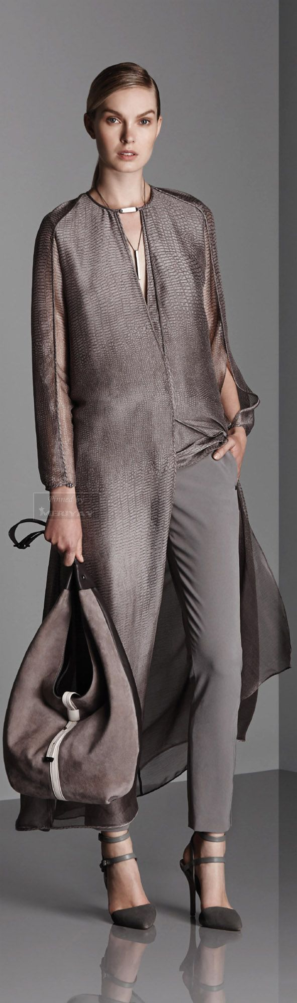NYMPH || very close to my ideal || Halston Heritage Resort 2015.