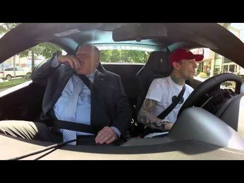 Coffe Run - Rob Ford - YouTube
