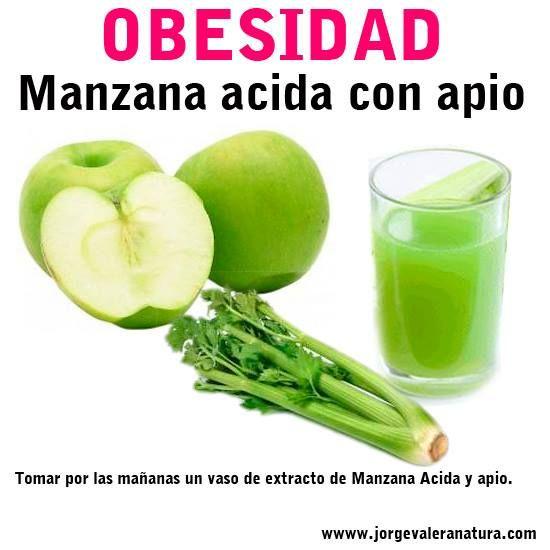 obesidad remedios caseros