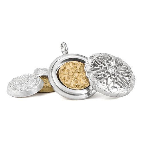 Essential oils creamic disc for you diffuser locket...pair it with our amazing…