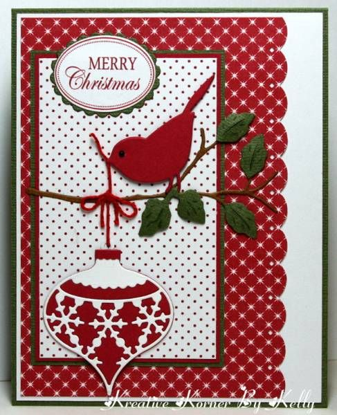 Snowflake Ornament by kcs1955 - Cards and Paper Crafts at Splitcoaststampers