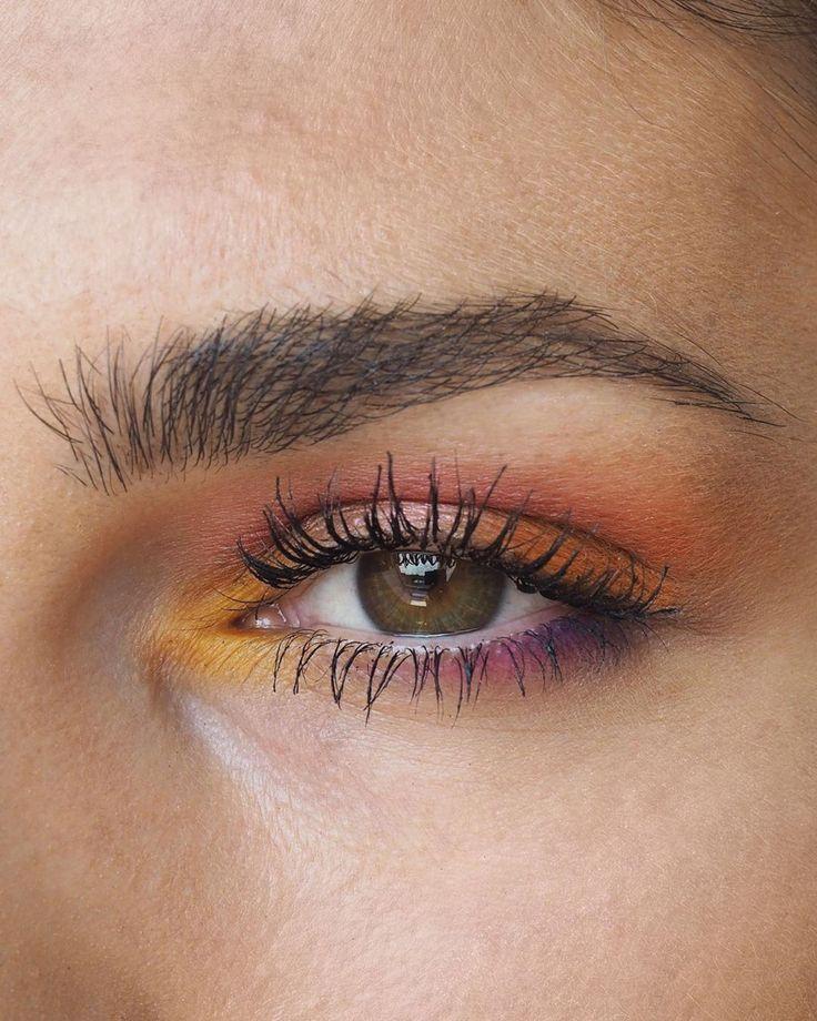 "The Original Copy auf Instagram: ""multi colored eyes 💛🧡💙💜"""