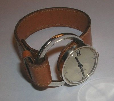 Beautifoul design (Hermes Watch c.1970s (BB))