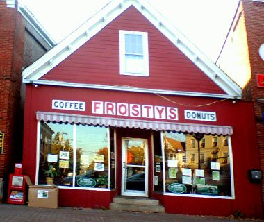 There is a Frosty's in Twisted Cedars. I imagine it looking something like this.