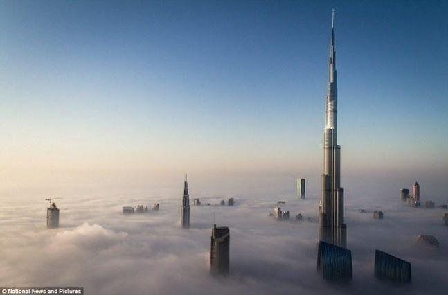 48 φωτογραφίες που επιβεβαιώνουν ότι στο Ντουμπάι έχουν τραγικά πολλά χρήματα.