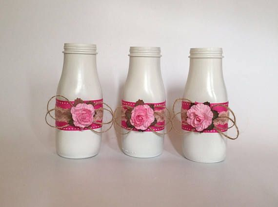 Hey, I found this really awesome Etsy listing at https://www.etsy.com/listing/546874629/three-hand-painted-small-white-and-pink