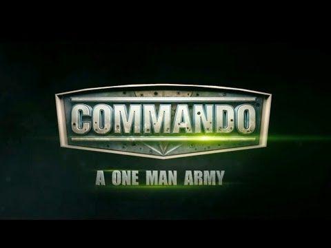 Commando Movie 2013 Trailer   Vidyut Jamwal, Pooja Chopra