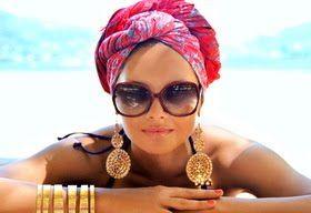 Как красиво завязать платок: 7 оригинальных идей | Для себя любимой