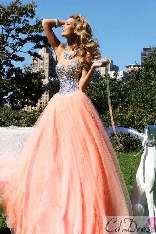 Teen Fashion :) I love this Prom Dress!