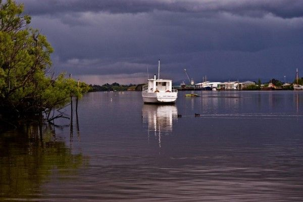 Tamar River, #Tasmania. Photo by Carol Haberle, article for www.think-tasmania.com