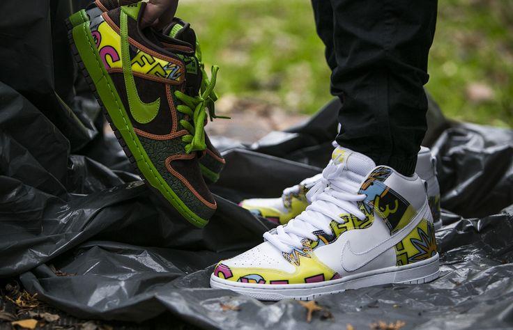 """Nike Dunk Premium SB QS """"De La Soul"""""""