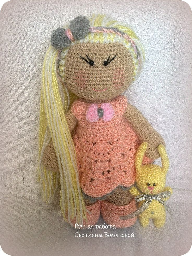 Amigurumi Doll Hair Tutorial : Best images about amigurumi doll hair on pinterest