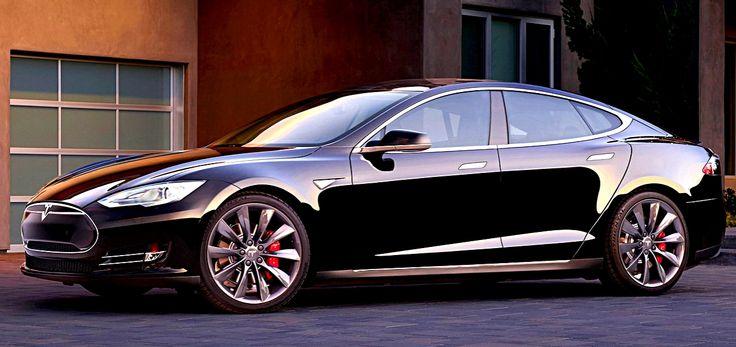 Tesla Model S P90 D--2016