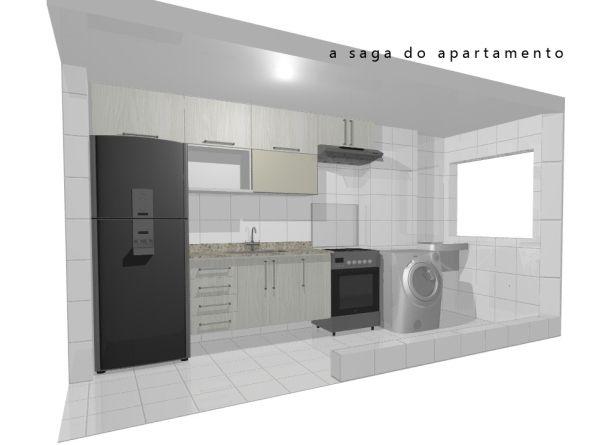 cozinha planejada italinea bon bini