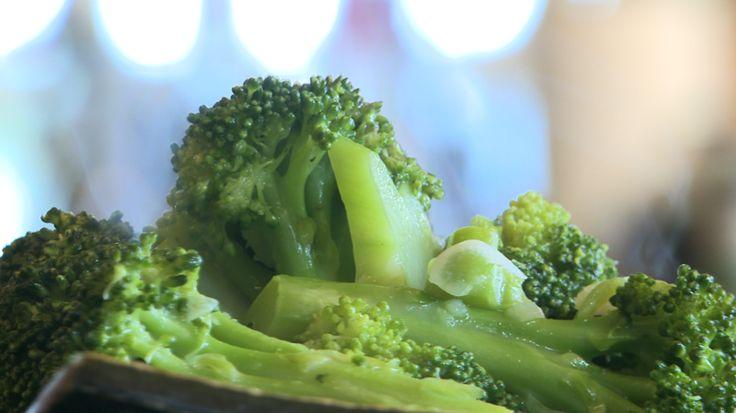 Garlic Steamed Broccoli