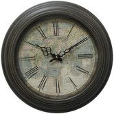 "Found it at Wayfair - 17"" Wall Clock"