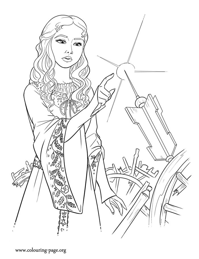 Princess Aurora Is A Character From The Upcoming Disney Movie Maleficent Print And Color This