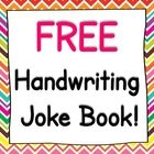 Looking for a fun way to enliven your handwriting practice? Check out these 10 corny, kid-approved jokes. Each page features letters to trace &...