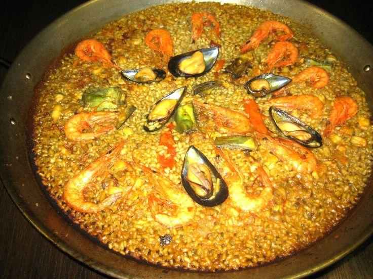 """Otro de los platos que ofrece el Restaurante Antonio es un """"Arroz meloso del señoret"""""""