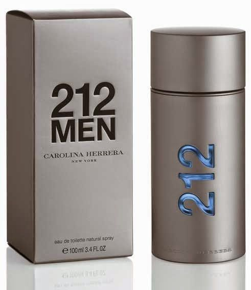 All about the Fragrance Reviews  : Review: Carolina Herrera - 212 Men