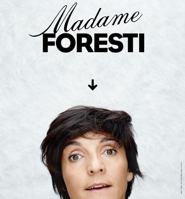 Florence Foresti au Zenith Paris jusqu'au 24/01/2014
