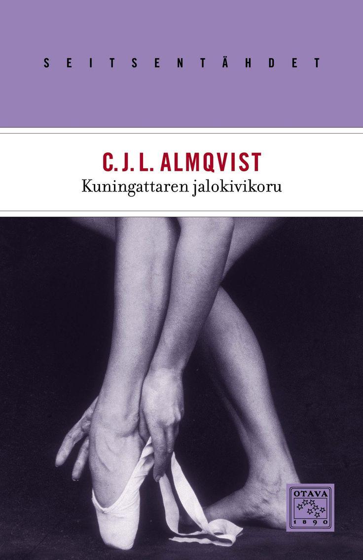 Title: Kuningattaren jalokivikoru | Author: C.J.L.Almqvist | Designer: Maija Vallinoja