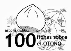 RECURSOS INFANTIL   100 fichas sobre el otoño ~ La Eduteca
