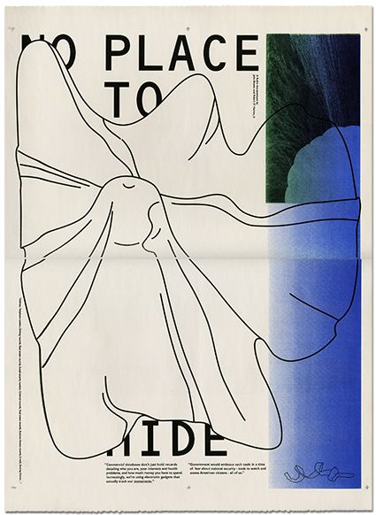 It's Nice That | Yuanchen Jiang interprets our online lives through a series of understated posters