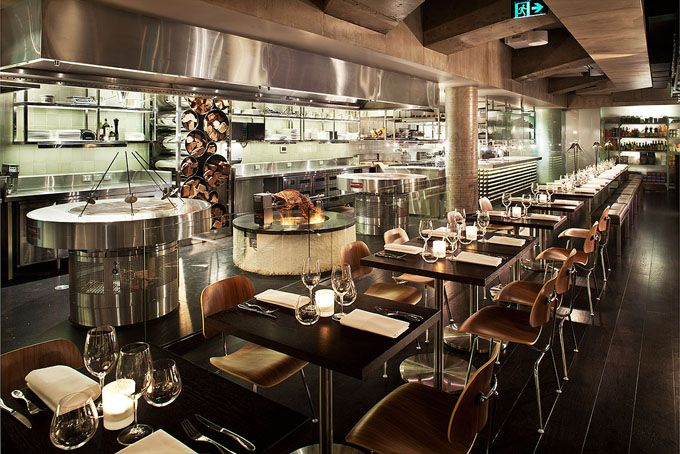 Sydney- Dine in Style.