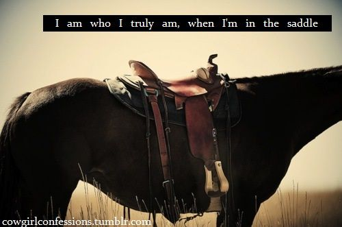 Only horse people truly understand <3