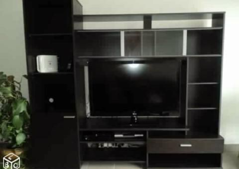 25+ best ideas about meuble tv wenge on pinterest | hauteur tv ... - Meuble Tv Design Fly
