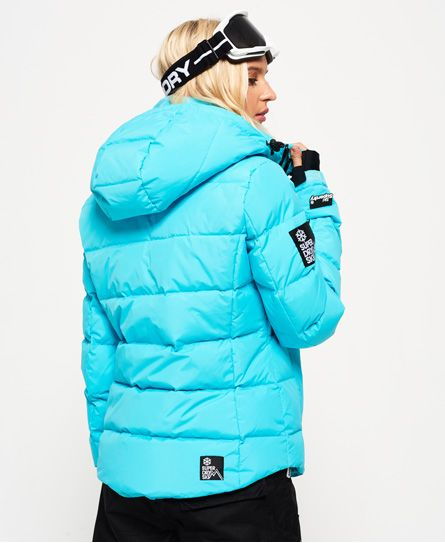 3b2ac798f Superdry Ski Command Utility Down Jacket Blue | Superdry in 2019 ...