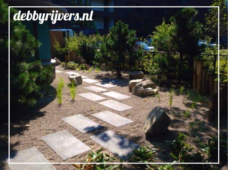 17 beste afbeeldingen over gardendesign landscaping tuinontwerp tuinaanleg op pinterest - Landelijke chique lounge ...