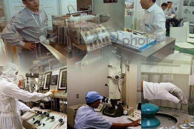 RI Pasar Potensial Industri Farmasi Dunia
