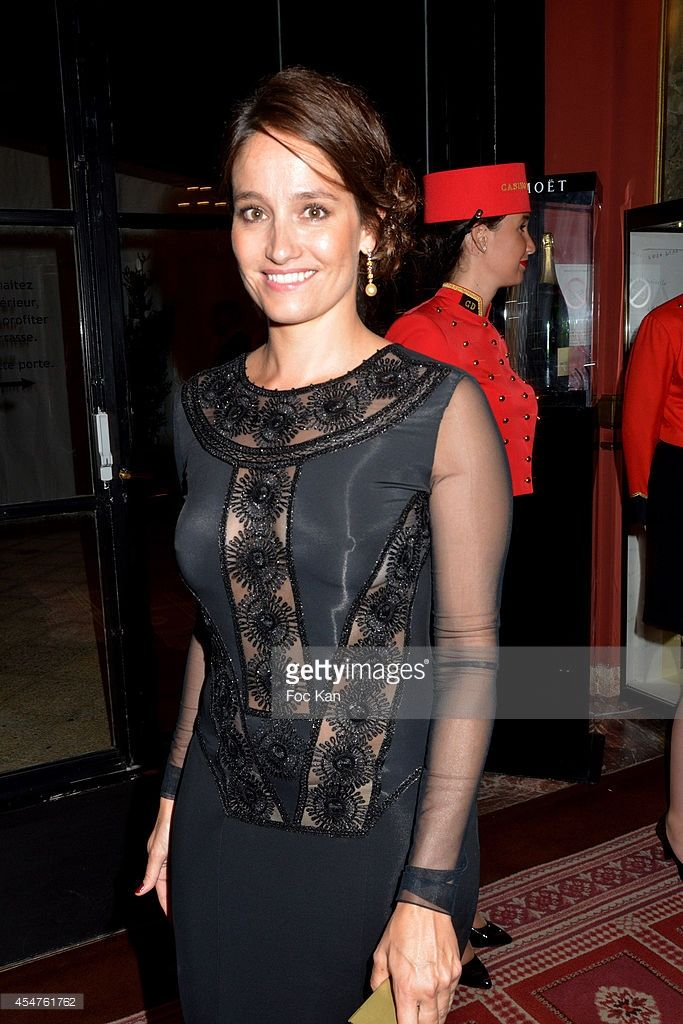 Photo d'actualité : Marie Gilain attends the Opening Dinner Party...
