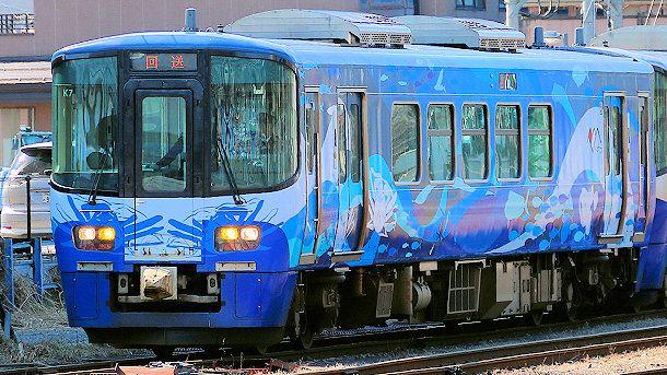 ET122-7えちごトキめき鉄道
