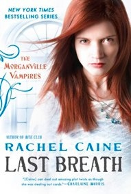 Morganville Vampire Series by Rachel Caine (book 11)
